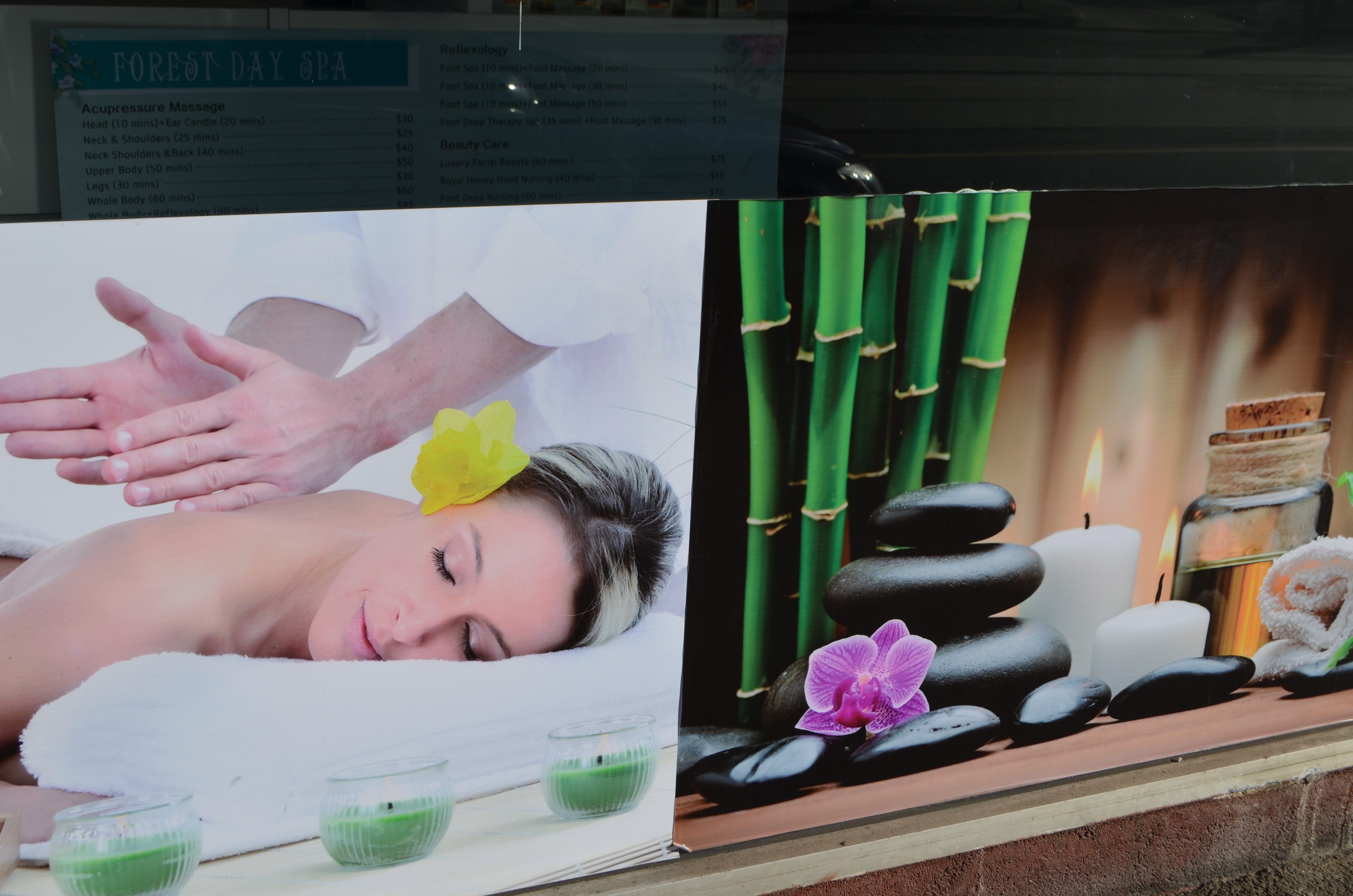 Forest Day Spa 325 Sydney Road