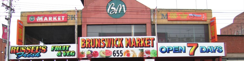 Brunswick Market Street photo