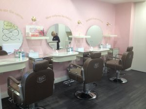 the beauty brow parlour