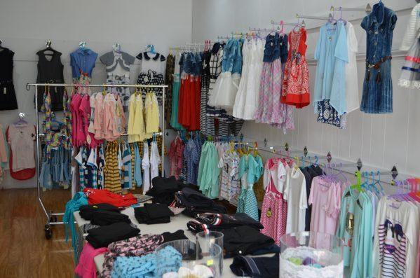 Hudan Boutique Store Interior