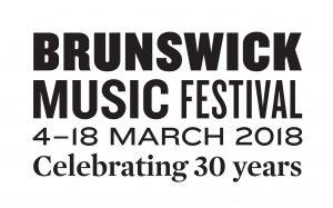 Brunswick Music Festival 2018 logo