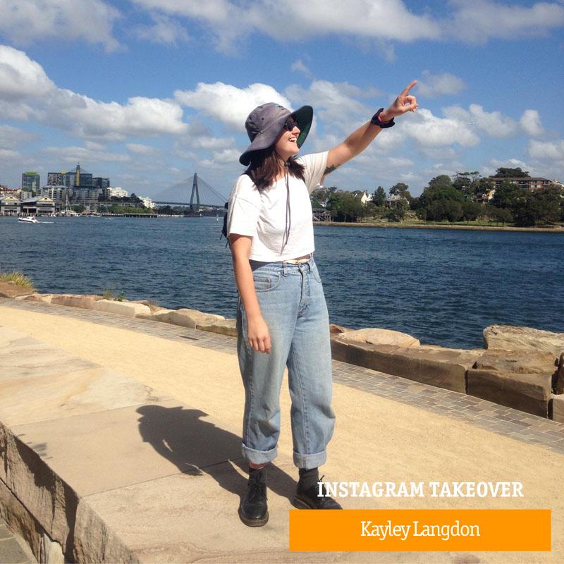 Kayley Langdon - Instagram Takeover