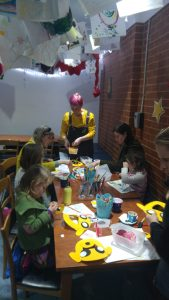 Adventure Time Crafternoon @ Crafternoon Cafe