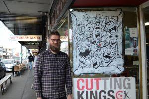 Cutting Kings @ 631 - Colm Flynn