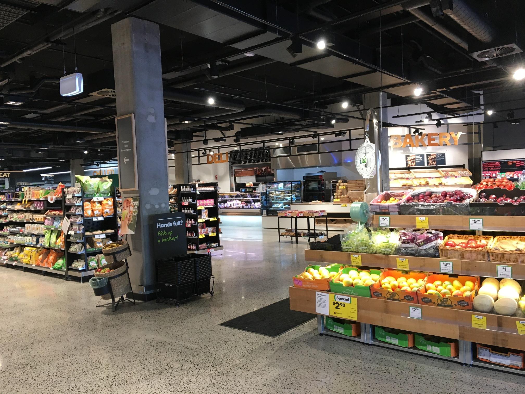 Woolworths Metro Store