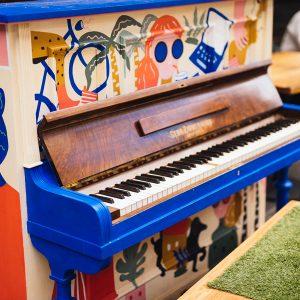 Piano Barkly Square