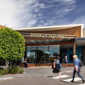 Barkly Square Shopping Centre