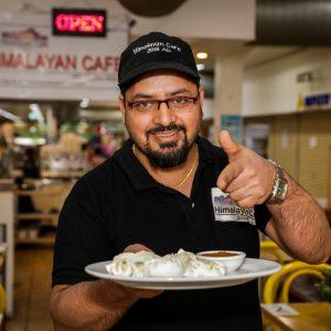 Himalayan Cafe Brunswick Market