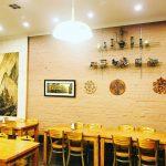 Dastarkhwan restaurant inside