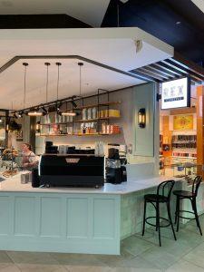 Rex Espresso Interior