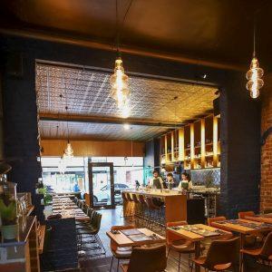 Rin Sura restaurant interior