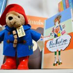 Paddington bear doll
