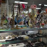 Op shop jewellery