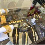 Jewellery shop display case