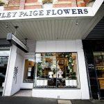 Flower shop exterior