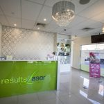 Laser clinic interior