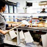 Lebanese bread bakery