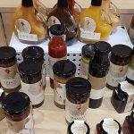 Australian deli jams, chutneys and salad splashes
