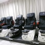 Manicure chairs