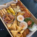Middle Eastern Picnic Box