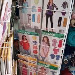 Old school sewing patterns