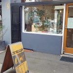 Jewellery shop exterior