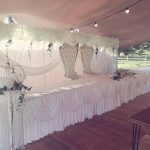 Fancy Bridal gazebo