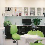 Dentist interior