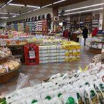 Mediterranean deli supermarket