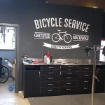 Bicycle Service Station