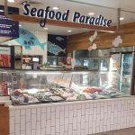 Fresh fish shop
