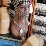 Turkish bridal headpieces