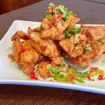 Chinese fried dish
