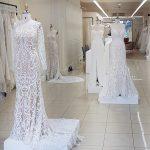 Bridal clothing store